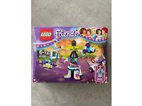 Lego Friends Amusement Ride set