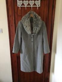 Women's Principles wool coat