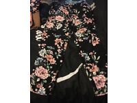 ladies size 12 dresses and trousers some with tags