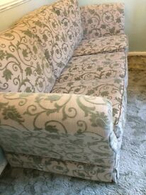 Lovely 3 seater sofa