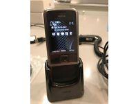 Genuine Nokia 8800 Carbon Arte Unlocked mobile phone