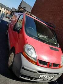 Renault Trafic 2004 LWB