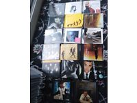 take that robbie williams hits all saints WHOLE LOT OF CDS FOR £1 LOT CD POP ROCK MIX
