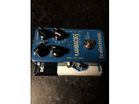 TC Electronics Flashback Delay and Looper effects pedal