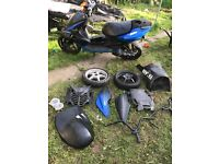 Yamaha aerox 70 spares or repairs