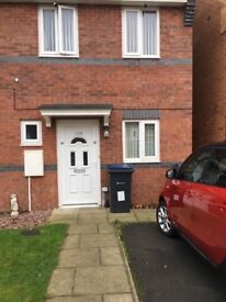 2 bed room new build with own drive looking for large to bed or 3 bed