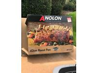 ANALON Surge Grip Bakeware 42 cm Roast Pan
