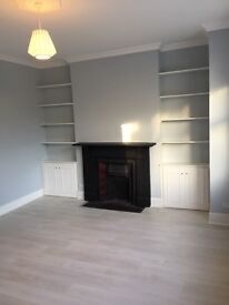 VERY BRIGHT & SPACIOUS 1 BED FLAT