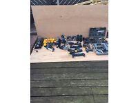 Various 18v Tools