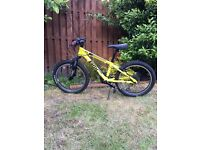 Kids BMC mountain bike
