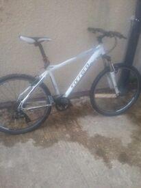 Carrera valour mens mountain bike only £75