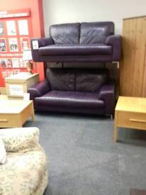 Beautiful purple suite in excellent condition.