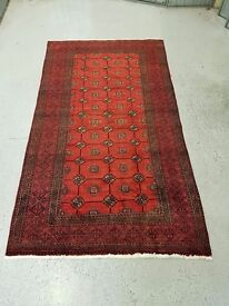 PERSIAN HAND MADE RUNNER 220X125 CM