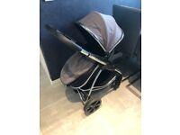 ICandy pushchair stroller strawberry