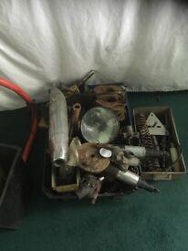 BSA or Norton parts