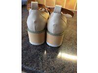 Size 4 Wedge Heel Shoes