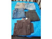 trouser and jean collection