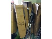 Wholesale job lot clearance 100 x GOLF CLUBS - Great profit potential!