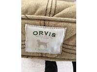 Orvis Deep Dish Memory Foam dog bed