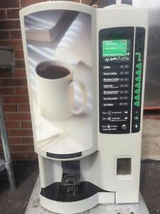CRANE NATIONAL VENDORS  640 CAFE SYSTEM 7 COFFEE VENDING MACHINE
