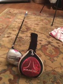 Taylormade Burners 10.5degree Driver!!