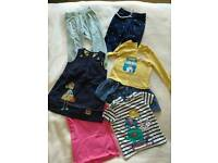 Girls clothes, 2-3yrs, mostly Next