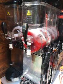 MyGranita Slush Machine 12 L, S2, Double Bowl , 53kg