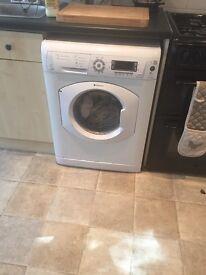 Hot point washing 8kg