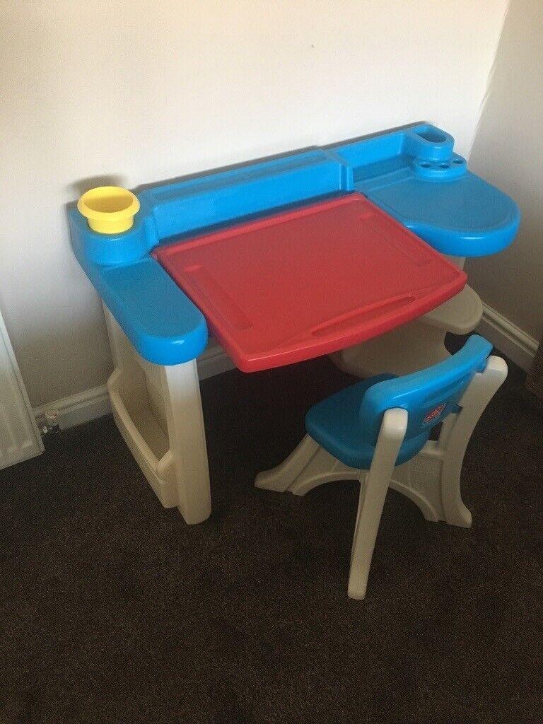 Children S Art Desk Step 2 Deluxe In Liverpool Merseyside Gumtree