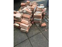 Red Bricks for sale