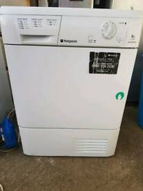 Hotpoint TCM580P tumble dryer condenser 8kg