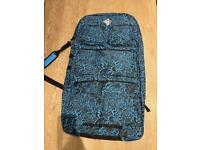 Twobarefeet bodyboard/paddleboard bag brand new