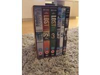 LOST Complete DVD boxset 1-6