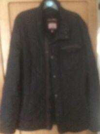 Good Quality Man's Padded Nylon Jacket