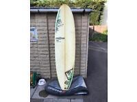 Surfboard Minimal 7ft 2