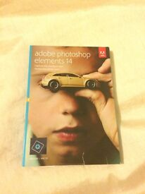FOR SALE Adobe Photoshop Elements 14 . For both Mac and PC.