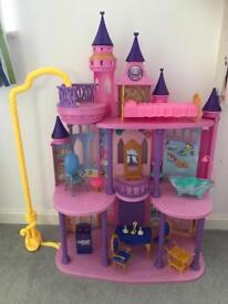 Disney princess ultimate dreams castle