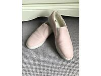 Pink River island shoes UK 40
