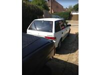 Subaru justy awd