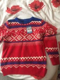 SOLD Jumper with tag