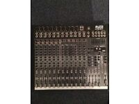 Alto Live 10 Channel Mixing Desk 1604