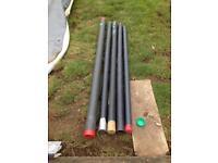 Rod tubes