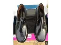 MILLE MIGLIA MEN BLACK SHOE