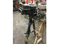 Johnson outboard 1.5hp