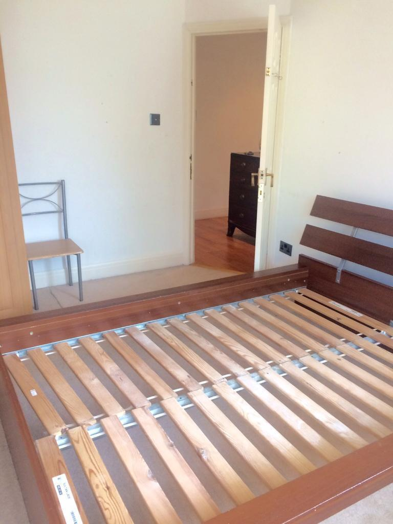 Large double room including bills