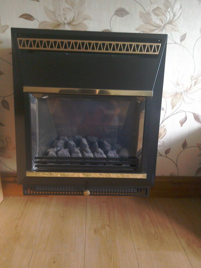 valor flamenco real flame gas fire in redditch worcestershire