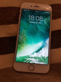 iphone 6s 16g good condition £130