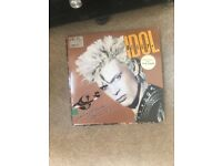Billy Idol Record
