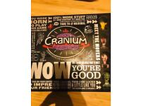Cranium WOW board game, like new as has never been played