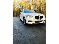 BMW M 135i M Performance pack for HIRE